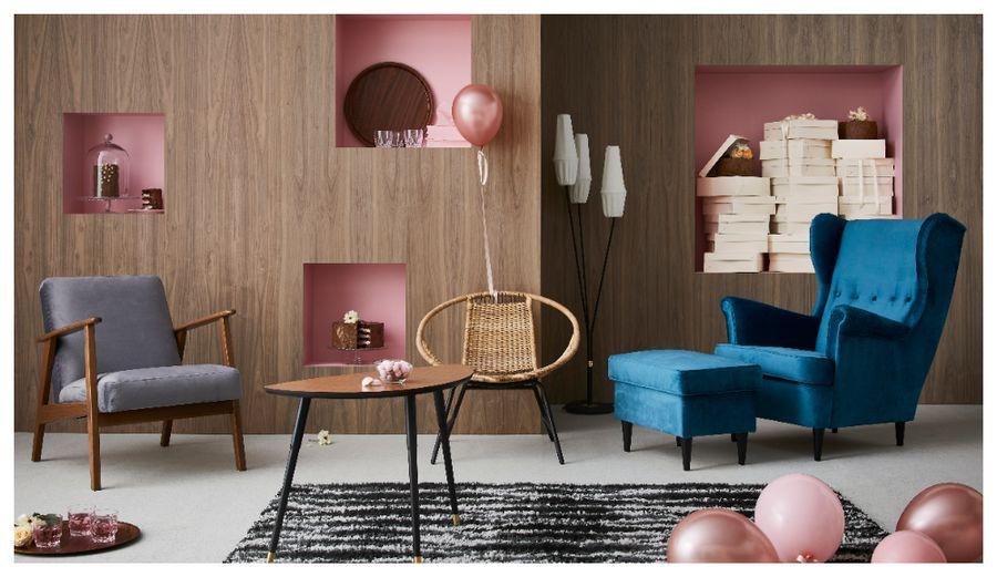 """Ikea firar 75 år med """"gamla"""" klassiker"""