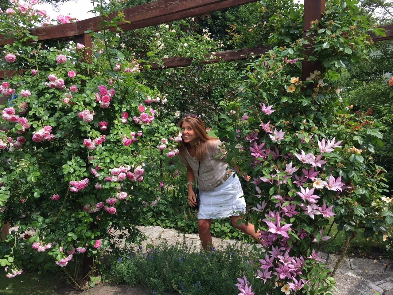 Årets trädgårdsrunda